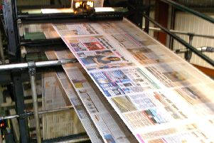 Extra copies of your PT printed - we're sorry for this week's distribution problems