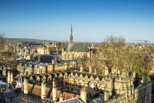 South Oxfordshire was named the top local authority district for quality of life in the UK
