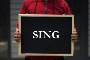 Teach the voice in your head to sing