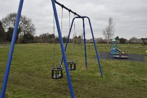 The park where the latest sex attack took place