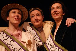 Rebellious Sisterhood- John Clare Theatre,
