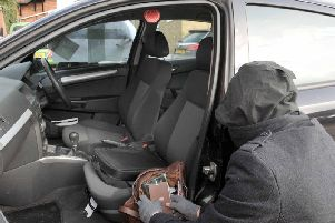 Police have issued a warning about vehicle thefts