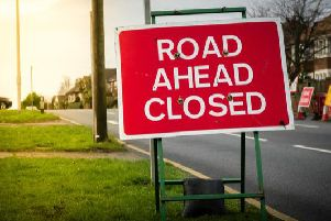 Forthcoming road closures in Peterborough have been announced due to roadworks