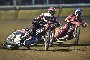 Heat five action from last night's meeting. Picture: David Lowndes