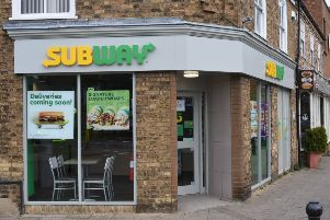 The Subway store in Whittlesey