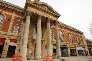 Town Hall in Peterborough