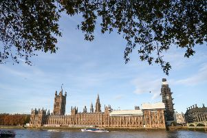 The Houses of Parliament. Photo: Andrew Matthews/PA Wire PPP-181115-102800003