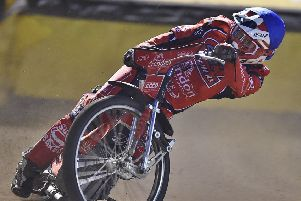 Ben Barker has enjoyed a fine start to the season with Peterborough Panthers.