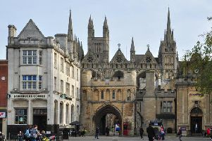 The first bank holiday of May is just around the corner - but will the weather in Peterborough be cool and grey or sunny and warm?