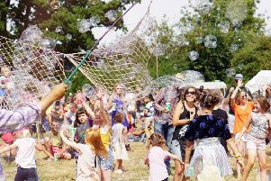 Green Meadows Festival is coming to Elton in August