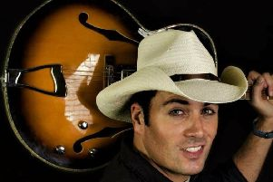 Lee Jackson at Spanglers Country Music Club  this weekend.