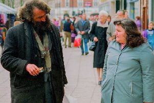Chris Porsz column - a Peterborough character affectionately known as Nobby The Tramp