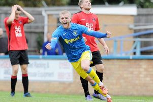 Peterborough United's first summer signing could be a left-back from King's Lynn