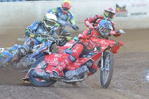 Bradley Wilson-Dean was in superb form for Peterborough Panthers.
