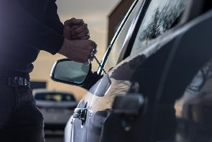 Thefts from cars took places on these Peterborough streets