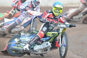 Paul Starke was due to ride for Panthers at Wolverhampton.