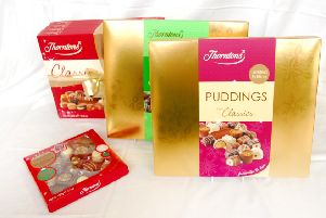 Thorntons chocolates. ANL-140919-173927009