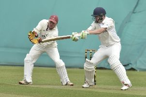 Kieran Judd cracked 58 not out for Market Deeping against Barnack.