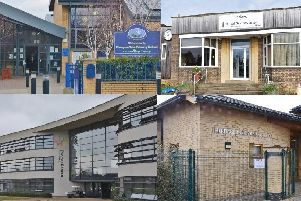 The percentage of schools in Peterborough rated Good or Outstanding has gone down