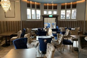 Forty Two Bar & Shisha Lounge in Broadway, Peterborough