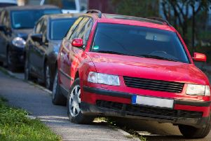 A city-wide ban on verge and pavement parking in Peterborough was approved by the city council in 2017