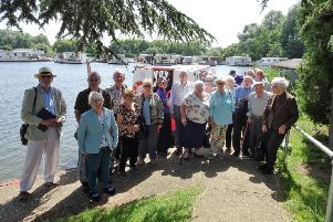 The Crocus Club outing