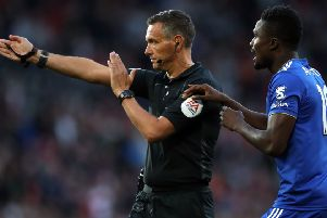 Referees and players have new laws to learn. for the 2019-20 season.