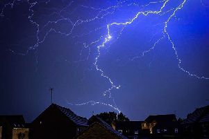 Peterborough and Cambridgeshire could be hit by thunderstorms