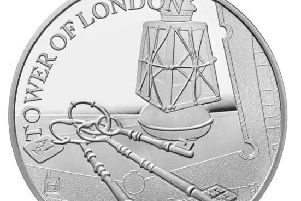 The Royal Mint has made a new coin to celebrate the Ceremony of the Keys.