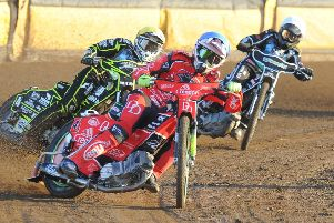 Charles Wright scored seven points for Panthers at Swindon.