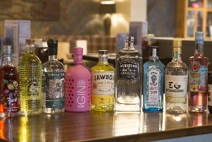 A 17-day gin festival starts on Friday