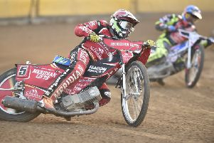 Hans Andersen scored three points for Panthers at Wolverhampton.