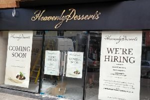 Heavenly Desserts will be opening in Peterborough city centre in September.