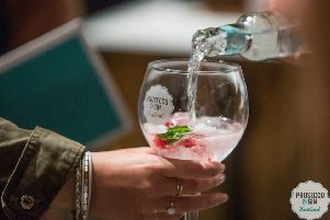 The Prosecco and Gin Festival comes to Peterborough this weekend.