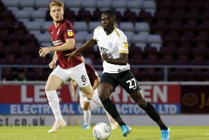 Idris Kanu has been showing some good form.