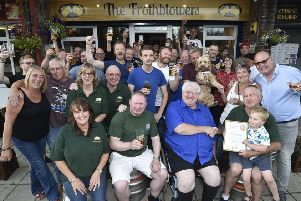 The Frothblowers at Werrington -  awarded CAMRA Cambridgeshire Pub of the Year Award EMN-190109-214903009