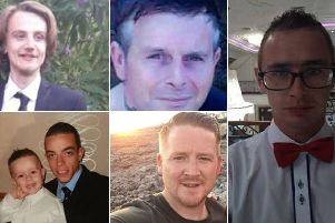 Victims who wre killed by knives in Peterborough and Cambridgeshire