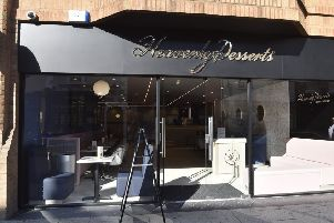 Heavenly Desserts, Cowgate interiors and exterior. EMN-190920-162050009 EMN-190920-162050009