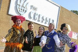 The Cresset Panto launch- Cinderella.'Photos by Chris Brudenell.