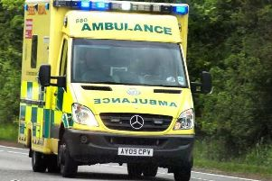 Hyland admitted assaulting the paramedic
