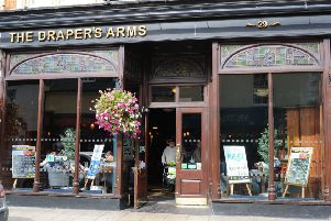 The Draper's Arms, Cowgate, Peterborough