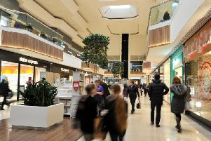 More than 100 job opportunities are available at Queensgate shopping centre.