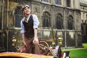 PODS bring Chitty Chitty Bang Bang to The Cresset from October 22-26