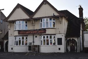 The Carpenters Arms in South Street, Stanground EMN-190411-140303009