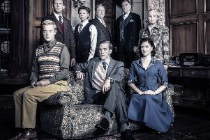 The Mousetrap - at New Theatre in Peterborough until Saturday.'Photo: Johann Persson