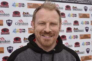 Peterborough Panthers team boss Carl Johnson.