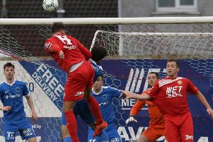 Portadown have fended off a winding up order, but they were recently relegated from the Danske Bank Premiership