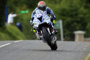 Tyco BMW's Dan Kneen is set to return to the Tandragee 100.
