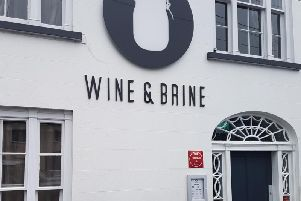 Wine and Brine has received a Bib Gourmand for the third year running (Photo: Wine and Brine)