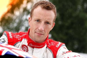 Kris Meeke will be part of three-man Toyota team for 2019.